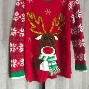 Rudolph Ugly Sweater